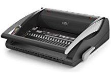 GBC CombBind 200 Bindegerat, schwarz, mit Stanztechnologie
