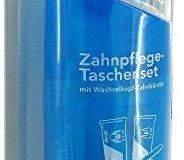aronal - elmex Zahnpflege-Taschenset, farblich sortiert, 1er Pack