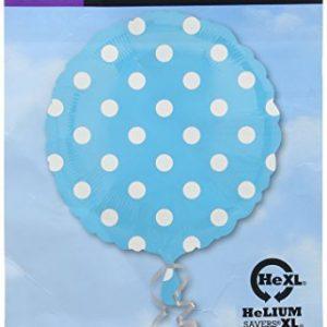 Amscan 3377601 Karibik Dots Folie Ballons