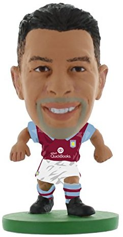 "SoccerStarz ""Aston Villa Kieran Richardson"" Home Kit"