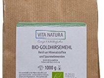 Goldhirse, gemahlen Bio 1000g