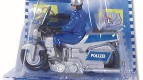CITY 51049 - Polizei-Motorrad mit Aufzug
