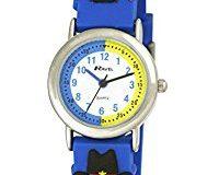 Ravel Unisex-Armbanduhr Analog Kunststoff mehrfarbig R1513.46B
