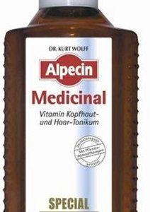 Alpecin Medicinal Vitamin Kopfhaut- und Haar-Tonikum Spezial, 200 ml