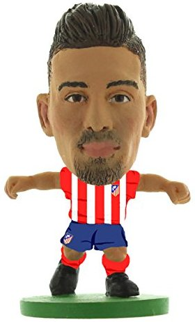 "SoccerStarz soc950 ""Atletico Madrid Yannick FERREIRA-CARRASCO"" Classic Home Kit"
