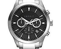 Esprit Herren-Armbanduhr Adam Chronograph Quarz Edelstahl ES107981003