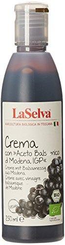 LaSelva Bio Creme mit Balsamessig aus Modena, 250ml