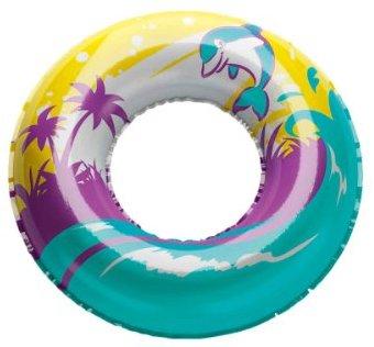 Fashy Kinder Schwimmring Palm Beach, Bunt, 8217