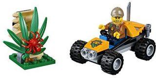 LEGO City 60156 - Dschungel-Buggy