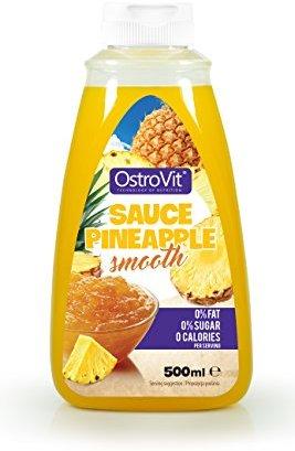 OstroVit Sauce Pineapple Smooth, 500 ml