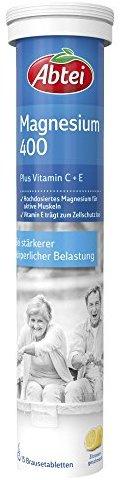 Abtei Magnesium 400 Plus, 1er Pack