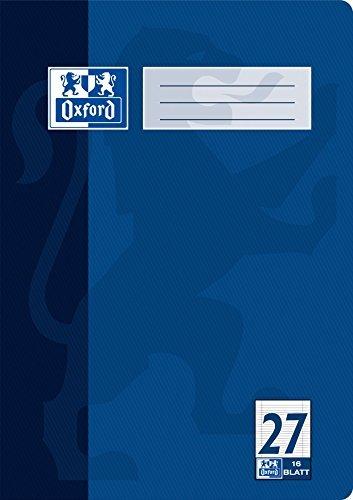 Oxford Heft A4 liniert 27