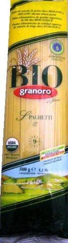 Granoro Bio Spaghetti, 1er Pack (1 x 500 g)