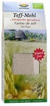 Govinda Teff-Mehl, 1er Pack (1 x 450 g Karton) - Bio