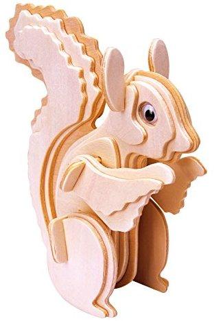 Gepetto's 3D Puzzle aus Holz - Tiere