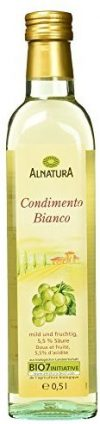 Alnatura Bio Condimento Bianco, 1er Pack (1 x 500 ml)