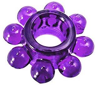 Ballbreaker J102-purple Penisring