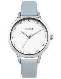 Oasis Damen-Armbanduhr Analog Quarz SB003E