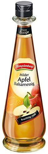 Hengstenberg Apfel Balsamessig, 1er Pack (1 x 500 ml)
