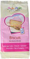 FunCakes Backmischung Biskuit, 1er Pack (1 x 1 kg)