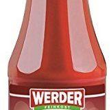 Werder Steak Sauce, 1er Pack (1 x 250 ml)