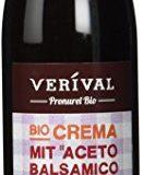 Verival Crema di Aceto Balsamico, 1er Pack (1 x 250 ml) - Bio
