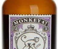 Monkey 47 Schwarzwald Dry Gin Miniatur (1 x 0.05 l)