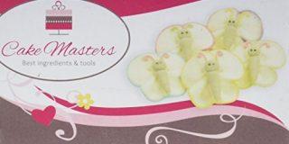 Cake Masters Schmetterlinge Zucker, 1er Pack (1 x 60 g)