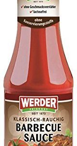 Werder Barbecue Sauce, 1er Pack (1 x 250 ml)
