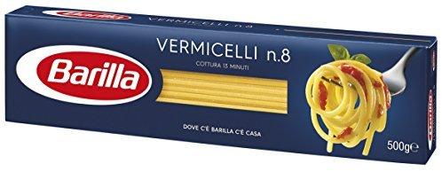 Barilla Vermicellini No.7, 500 g