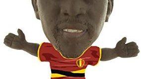 SoccerStarz SOC857 - Belgien Nationalmannschaft Divock Origi, Heimtrikot