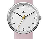 Braun Damen-Armbanduhr Analog BN0231WHPKLAL