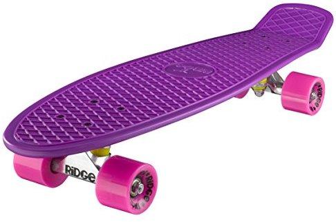 Ridge Skateboard Big Brother Nickel 69cm Mini Cruiser