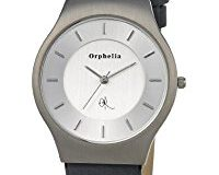 Orphelia Herren-Armbanduhr XL Analog Quarz Leder OR22670684