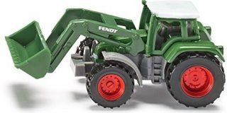 Siku 1039 - Fendt Traktor mit Fontlader