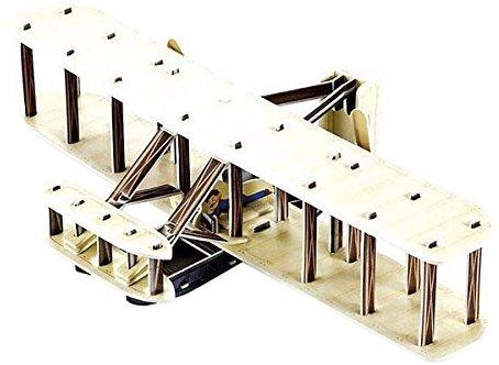 Legler 8927 - 3D Puzzle - Doppeldecker Flugzeug