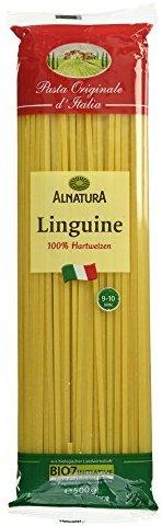 Alnatura Bio Linguine Semolato, 6er Pack (6 x 500 g)