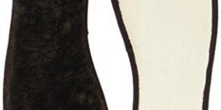 Kaiser Naturfellprodukte 7490002046 Lammfell-Einlegesohlen Farbe Nutria, Gr. 46
