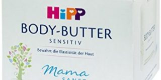 HiPP Mamasanft Body-Butter, 2er Pack (2 x 200 ml)