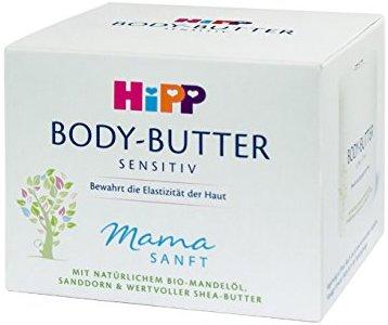HiPP Mamasanft Body-Butter, 2er Pack (2 x 200 ml)