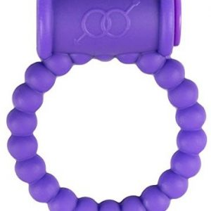 EasyToys Cock Ring aus Silikon, lila