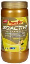 Powerbar Isoactive Lemon - Isotonic Sports Drink, 1er Pack (1 x 600 g)