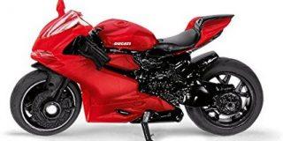 Siku 1385 - Ducati Panigale 1299, Fahrzeug
