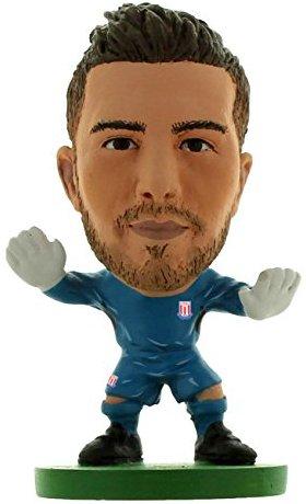 "SoccerStarz ""Stoke City Jack butland"" Home Kit"