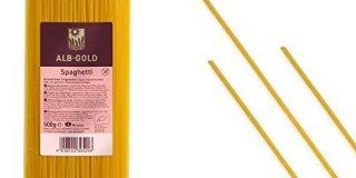 Alb-Gold AG Bio Mais-Reis Spaghetti, 2er Pack (2 x 500 g) - Bio