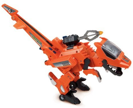 VTech 80-141404 - Switch and Go Dinos - Velociraptor (Hubschrauber)