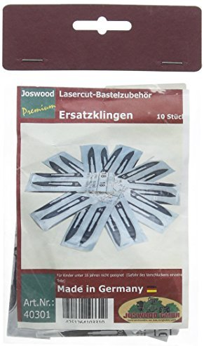 joswood 40301 Laser Cut World Ersatz Klingen (10)