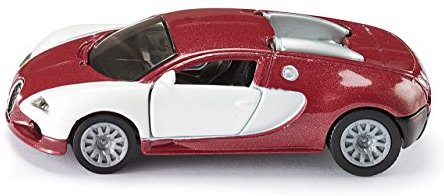 Siku 1305 - Bugatti EB 16.4 Veyron (farblich sortiert)