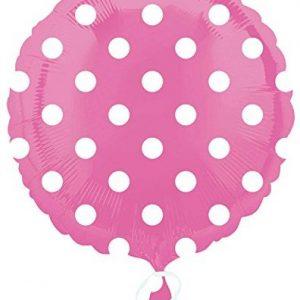 Amscan 3377501 Dots Folie Ballons