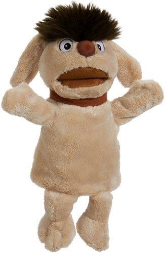 HEUNEC 643574 - Sandmann und Freunde, Handpuppe Moppi 28cm